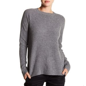 Vince Cashmere Wool Blend Pullover Sweater